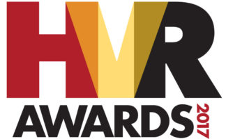 HVR logo with 2017