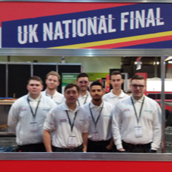 WorldSkills UK National Final